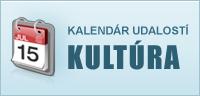 Kalend�r udalosti - KULT�RA