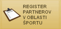 Register partnerov v oblasti sportu
